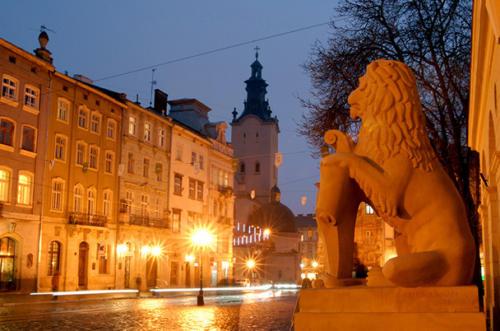 trip to lviv